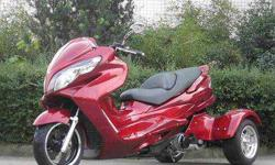 You will be extremely excited once you receive the 300cc Tornado Trike because it has what other competition does NOT! Sure there are others out there claiming or selling models that look the same, ho