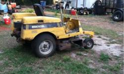 60 inch cut 0 turn Excel 2500 commercial lawn mower or would consider trade for small car running condition etc Calls only please Emmett 863-712-2358 // //]]> Location: Winter Haven