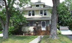 3 Bed Rm, 1.1 Bath Rm Colonial home full of Charm & Character in Commuter friendly Beacon NY located in the South East Corner of Dutchess County Region, Approx 65 Miles to NYC, features Enclosed front porch, Living Rm w/Wood Stove, Updated