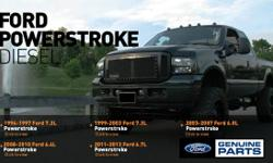 Complete inventory of repair work components ...  Powerstroke Applications. Ford 7.3 L Powerstroke 94-97. Ford 7.3 L Powerstroke 99-03. Ford 6.0 L Powerstroke 03-07. Ford 6.4 L Powerstroke 08-10. Ford