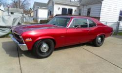 70' Nova Texas car with rebuilt 454 with all new parts including new... G M Crankshaft  350 turbo trans all new interior seats carpet etc. new Glass, suspension parts springs shocks disc brakes new ax