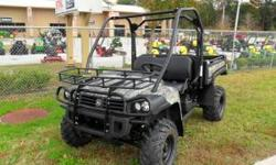 2011 John Deere Gator Only $195.00 month with NO $$ DOWN @ 2.9% for 60 months Call MIchaelB @ 904-622-6005 Location: A Month