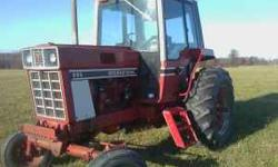 Very low original hours (2502), everything works, original paint, new cab liner, new KM step kit, never had a loader so front end is tight, original rear tires. Great small farm, chore, tractor rider