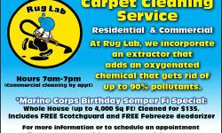 """Family coming for the holidays, do you look at your carpet and say..""""YIKES!"""" Our truck mounted steam carpet cleaning service will get your carpets Quick Clean and looking good! Quick Clean Inc 701 Huf"""
