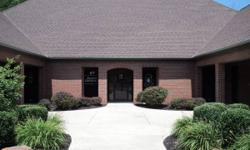 Attractive 992 square foot office suite near Tuttle Mall in Dublin location. Lovely setting along a bike course nearby to Cramer Creek. 2 minutes from Interstate 270 offering easy and fast access for
