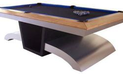 -Size: 8FT POOL TABLE PAY WHOLESALE PRICE AT ALEXBILLIARDS MANUFACTURE COMPANY WE HAVE OVER 30 STYLES TO CHOOSE FROM WE DELIVER OR SHIP ANYWHERE IN THE USA CALL TODAY AT 951-273-0851.... OR VISIT US A