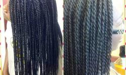 am an experience braider, with over 15yrs of braiding experience, I