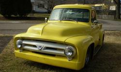 1953 Ford F-100Make:FordInterior Color:Gray Model:F-100Number of Cylinders:8 Year:1953Transmission:Automatic Engine:PONTIAC 400Mileage:55712FOR SALE IS A NICE CLEAN 1953 FORD F100 PICKUP THAT IS MILDL