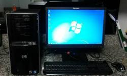 This is a custom built AMD Quad Core PC featuring a fresh copy of Windows 7, and loaded with features such as an integrated HDMI port for connecting to HDTV's and large monitors. This is a new system