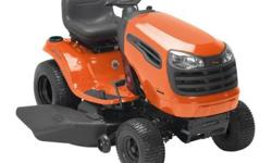 This Ariens riding tractor has premium features found on more expensive tractors, such as a powerful Kohler 22 HP engine, rugged automatic transmission with foot pedal operation and cruise control, pl