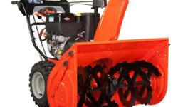 More powerful than the worst winter storm. The Ariens Professional series Sno-Thros are designed for commercial use. The Ariens Professional Sno-Thro series features machines that are durable, dependa