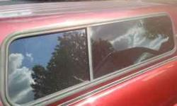 I have a nice fibergass shell for sale it is maroon in color and has a front and two side sliders and rear glass in excellant condition i just dont have a need for it on my truck.....if you have any q