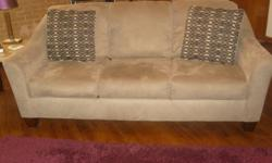Type: Furniture, bed mattress, bookcase, entertainment centerCouch: about 2 years old, in excellent condition. Initially paid $900. Asking $200 OBOEntertainment Center: about 1 year old, in good condi