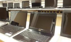 Various Laptops to choose from at fair price , Call now show contact info We carry all kinds of brands in stock Acer, Asus,Compaq, Dell, Emachine , HP, Lenovo, Toshiba   Come see us at South Broadway