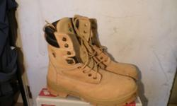 Big Timber II Work Boots Herman's Survivors Boots since 1879 Steel Toed size 14 W $50 call