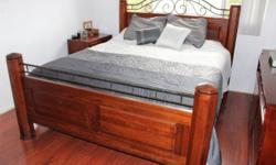 Queen Size Log Beds Each New Kalispell For Sale In