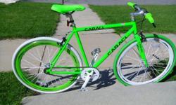 I havnt even rode it yet.high performane rims.hugh profile tires.very lite.