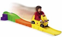 THE HOLIDAYS ARE HERE! GUARANTEED BEST PRICE! Step2 Up & Down Roller Coaster The Step2 Up & Down Roller Coaster is specially designed for those little kids who yearn for big adventures. This kid's rol