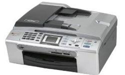 This is great for the small office!!!! Color Printer The MFC-440cn features a flip-up, two-inch color LCD so you can control all of its functions at a glance. Enjoy up to 25 ppm black and 20 ppm color