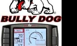 This is a brand new Bully Dog Triple Dog GT Diesel Tuner. Regular price: $594.99 Your Price: reduced $524.99 Part #: 40420 Please verify my sales record at my ebay store. http://stores.ebay.com/HAPPY-
