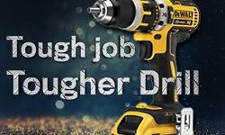 Get DeWalt Reciprocating Saw, Hammer Drill, Jig Saw, and others from AddvantageUSA.com. AddvantageUSA has the tool you need. The easy to qualify credit application is great, too. Get what you need for your job, put it on your store credit. Pay on time.