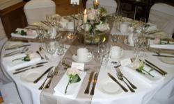 With the popularity of table runners growing, do you have one?  Simply Elegant Chair Covers offer table runners online and you can buy the most stylish table runner to add beauty and glamour to your d