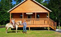 Newly developed Resort & Ranch get away in the heart of Bedford County, PA just 90 minutes from Harrisburg. The Creekside Resort & Ranch has accessibility throughout the fall in our residence that sle