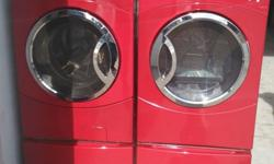 Super Capacity Clean Works Great Several Options Pedestals $1300 obo QUA Appliances 3990 SE 44th Avenue Rd Ocala Fl XXXXX XXX-XXX-XXXX Mon - Fri 8-6 Accept Debit +_ Credit cards Delivery Available $45