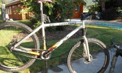 Cannondale 1FG (one fun gear), singlespeed mountain bicycle. medium frame, complete bike-- outstanding condition, light and quickly. If you desire, might be set up tailored. Cannondale Ultra Fatty fro