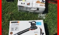 Lawn Mowers Push Gas Operated not self propelled, some with oversized rear tires $150Weedeater / Trimmer Garden Small $10Weedeater / Trimmer Garden Electric corded $15Weedeater / Trimmer Worx Electric