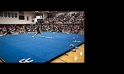 EZ Flex is your source for great cheerleading mats at the best price around! We use only quality materials like our 26 oz. needle punch carpet and 2.2-pound density sports foam for an incredible value
