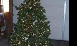 7 ft artificial Christmas Tree. Tree stand, storage box, several extra strings of lights. $50.00 cash, correct change only. 419-882-0086 please leave message. Location: Sylvania