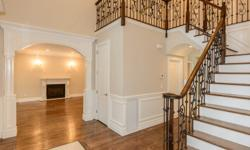 Impressive Stately Energy Efficient All Brick New Home With Every Amenity You Can Imagine! Beautifully Landscaped Property In Prime Loc. Of Country Club! Exquisite Details& Workmanship.Distinctive Moldings & Ceilings,Open Layout,Chef's Kitchen, Radiant