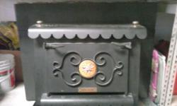 colony hearth earth stove great condition