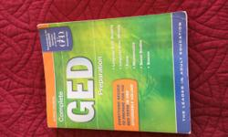 Steck Vaughn Complete GED Test Preparation Company Description: Over 2,000 GED-style questions thoroughly prepare learners for test day. This single book offers thorough coverage of the GED Test with