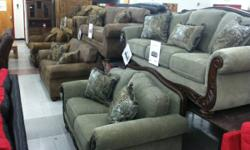 NEW NAME BRAND SOFA AND PASSION SEAT SETS ON SALE !!! ALL THE LEADING NAME BRANDS REQUIREMENT SEE. NEW SOFA SETS FROM $349.  WHO: FURNITURE WAREHOUSE STORE. Albuquerque's largest furniture shopping ma