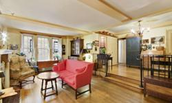 Make your move to your dream home in this bright, sunny south facing Pre-War Condominium; a quiet sanctuary in the epicenter of the West Village on Abingdon Square Park. The coveted Bing & Bing Condom