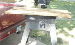 """Craftsman 10"""" Table Saw with Radial Arm."""