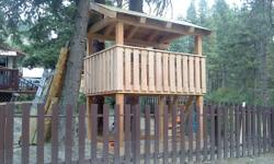 Custom built Playhouses, Decks, Stairways, Picnic Tables, Patio furniture biult the way you want. call 425-350-1191 // //]]> Location: Leavenworth