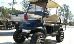 CHECK OUT OUR NEW YOU TUBE PAGE: http://www.youtube.com/user/gulfcoastgolfcarts !!! 12 MONTHS SAME AS CASH PROMO!!! OFFICIAL CLUB CAR DEALER (only one on the coast!) !! ONE YEAR WARRANTY!!! Custom Clu