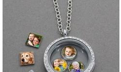 You personalize your Lockets with charms that mean something to you. Just tell me what your thinking of to put into a very nice stainless steel locket. Enjoy getting all the memories in a personal loc