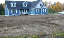 100 percent turn key  http://www.davelaframboiseconstruction.com  27 years experience serving central NY, stick built homes/garage, Masonry, complete basements, wells, septic, decks, sidewalks,concret
