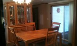 chris madden j c penneys pedestal dining table and 4