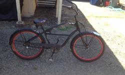Electra Rat Rod 3i Stream Ride Series Electra's RatRod 3i is a retro cruiser ready to rock and roll. You'll love the stylish genuine steel frame, easy-rolling aluminum wheels and laid-back and fun rid