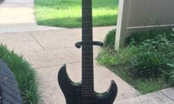 I have a Yamaha EG 112 C2 electrical guitar. It comes with a bag, a yamaha GA-10 amp, a strap, stand and, a fast tune tuner. I got the guitar a little while earlier brand name brand-new being a new gu