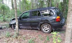 Engine,transmission,rear,tires,& all other parts of a 2004 GMC Envoy Gas 4.2L I6 Complete; must be towed off property.Drivers front tire bent in/hit a tree,selling as parts/salvage.Call Joe at 803 625