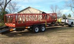 I WILL BE IN THE TIFTON AREA ON 2/25/2012 HEADING BACK TO MIDDLE GA I WILL HAUL ALL TYPES OF FARM EQUIPMENT UP TO 8000LBS & 30FT LONG AT A RATE OF $2.50 PER LOADED MILE ANYWHERE IN THE STATE OF GEORGI