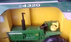 1973 4320 1/16 scale John Deere.  New in box.