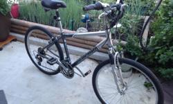 Must sell due to spinal cord disease. Bike is well cared for all gears work perfectly. Will include security locking cable. Reasonable offer considered.