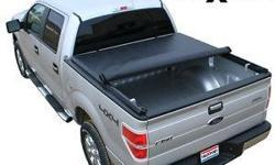 Truxedo # 298101 TONNEAU COVER-TruXport (R) - Roll-Up-Lockable Using Tailgate Handle Lock Black Vinyl Came off 2012 Ford F- 150, XLT - 6.5 ft. Bed Supplier: Truxedo MFR. Part Number: 298101 Economical